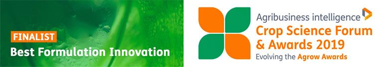 Recognition Banner: Battelle is selected as a Finalist for Best Formulation Innovation by Agribusiness Intelligence